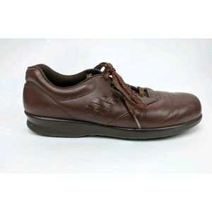 SAS 9.5S Tri Pad Comfort Shoes Free Time Leather